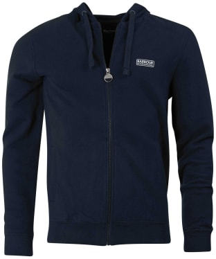 Men's Barbour International Essential Hoody - International Navy