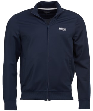 Men's Barbour International Essential Track Top - International Navy