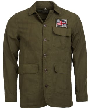 Men's Barbour Steve McQueen Race Overshirt