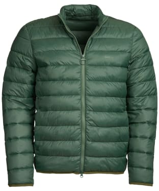 Men's Barbour Penton Quilted Jacket - Cilantro