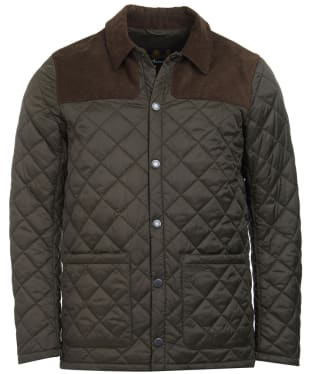 Men's Barbour Gillock Quilted Jacket - New Sage