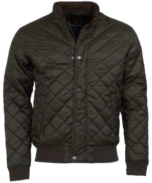 Men's Barbour Edderton Quilted Jacket - New Sage
