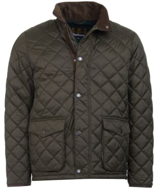Men's Barbour Evanton Quilted Jacket - New Sage
