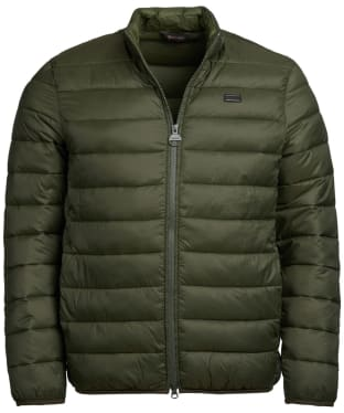 Men's Barbour International Reed Quilted Jacket - Sage