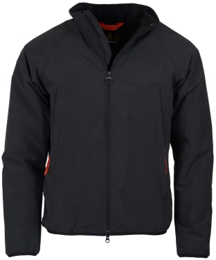 Men's Barbour Torro Quilt Jacket - Black