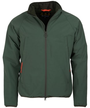 Men's Barbour Torro Quilt Jacket - Cilantro