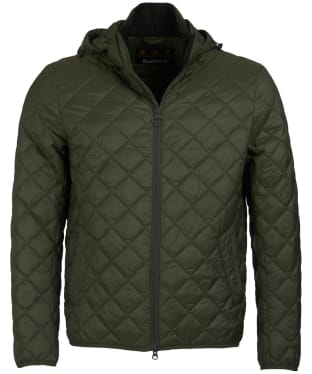 Men's Barbour Tropo Quilted Jacket - Sage