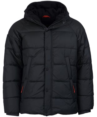 Men's Barbour Switun Quilted Jacket - Black