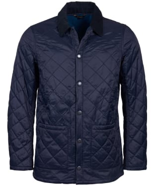 Men's Barbour Blinter Polarquilt Jacket - Navy