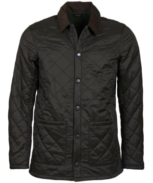 Men's Barbour Blinter Polarquilt Jacket - Sage
