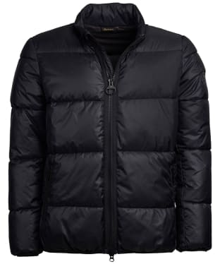 Men's Barbour International Act Quilted Jacket