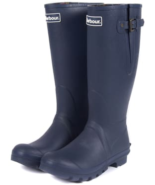 Men's Barbour Amble Neoprene Wellingtons - Navy