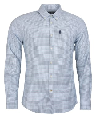 Men's Barbour Tattersall 10 Tailored Shirt