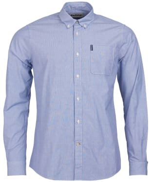 Men's Barbour End on End 1 Tailored Shirt