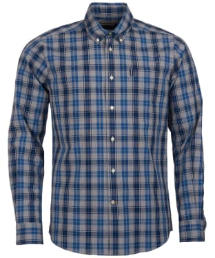 Men's Barbour Country Check 1 Tailored Shirt