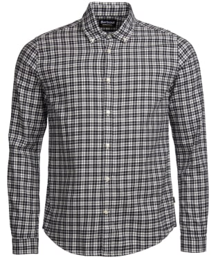 Men's Barbour International Spacer Shirt - Black