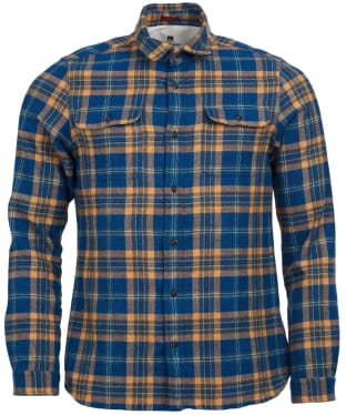 Men's Barbour Steve McQueen Chuck Shirt - Blue Check