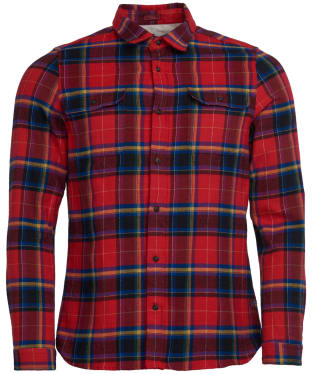Men's Barbour Steve McQueen Chuck Shirt - Red Check