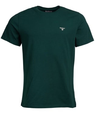 Men's Barbour Sports Tee - Seaweed