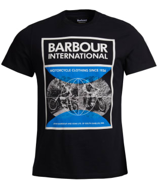 Men's Barbour International Archive Comp Tee