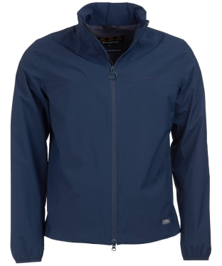 Men's Barbour Billy Waterproof Jacket - Navy