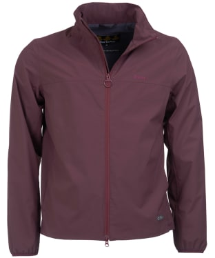 Men's Barbour Billy Waterproof Jacket - Aubergine