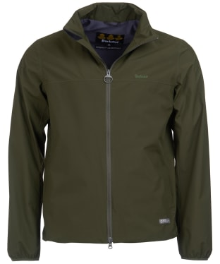Men's Barbour Billy Waterproof Jacket - Sage