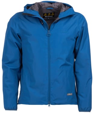 Men's Barbour Allen Waterproof Jacket - Peacock Blue