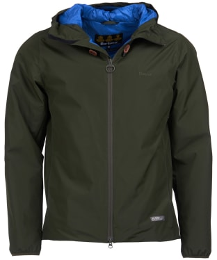 Men's Barbour Allen Waterproof Jacket - Sage