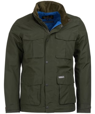 Men's Barbour Hexham Waterproof Jacket - Sage