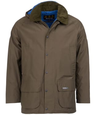 Men's Barbour Skelwith Waterproof Jacket - Dark Olive