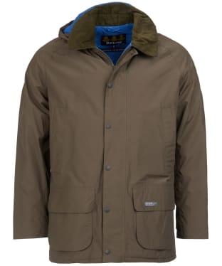 Men's Barbour Skelwith Waterproof Jacket - Dark Olive