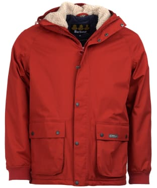 Men's Barbour Northway Waterproof Jacket - Iron Ore