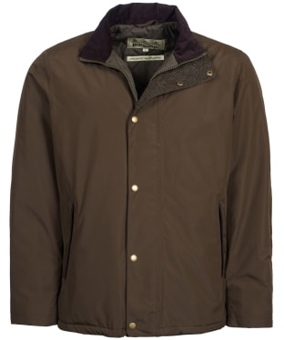 Men's Barbour Borrowdale Waterproof Jacket - Dark Olive