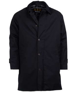 Men's Barbour Maghill Waterproof Trench - Black
