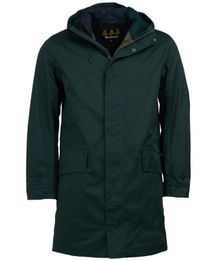 Men's Barbour Pershore Waterproof Jacket - Seaweed