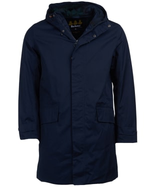Men's Barbour Pershore Waterproof Jacket - Navy