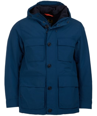 Men's Barbour Aurore Waterproof Jacket - Deep Sea