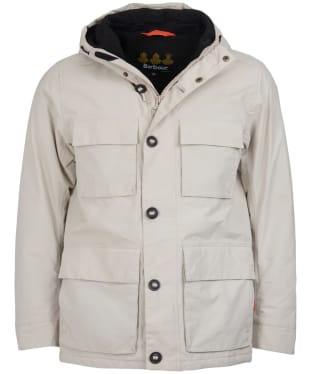 Men's Barbour Aurore Waterproof Jacket - Mist