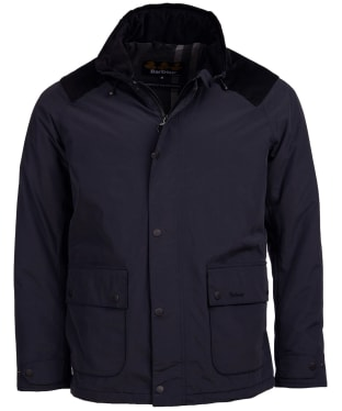 Men's Barbour Marple Waterproof Jacket - Black