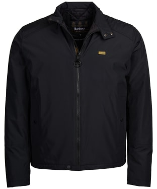 Men's Barbour International Houndsditch Waterproof Jacket - Black