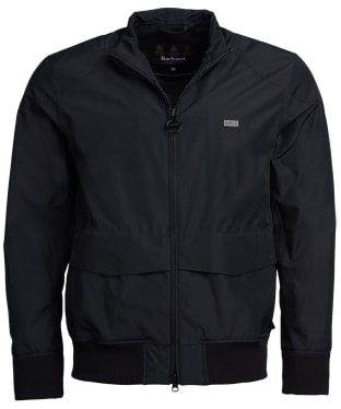 Men's Barbour International Broad Jacket - Black