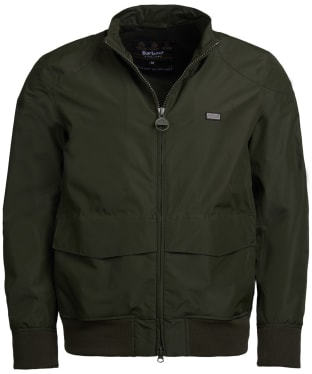 Men's Barbour International Broad Jacket - Sage