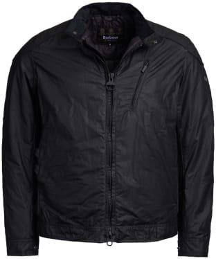 Men's Barbour International Argyle Wax Jacket