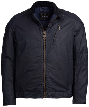 Men's Barbour International Argyle Wax Jacket