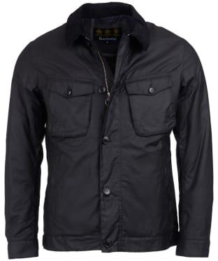 Men's Barbour Keadby Waxed Cotton Jacket