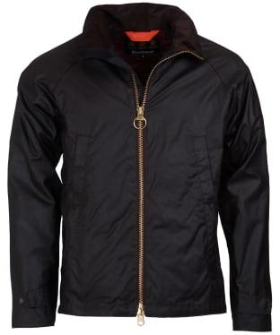 Men's Barbour Floccus Waxed Jacket - Rustic