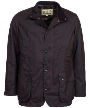 Men's Barbour Brandreth Waxed Jacket - Rustic