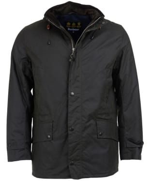 Men's Barbour Gailey Waxed Jacket - Sage