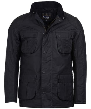 Men's Barbour International Winter Lockseam Wax Jacket